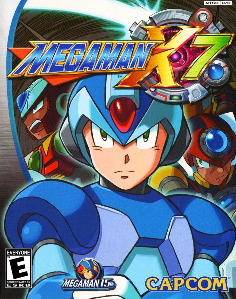 Mega man x7 mega man hq fandom powered by wikia - Megaman wikia ...