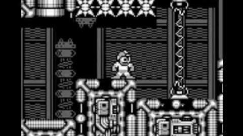 Mega Man III (1) Spark Man
