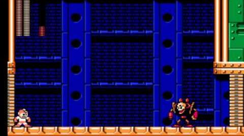 Mega Man 3 - Needle Man DocRobot Stage