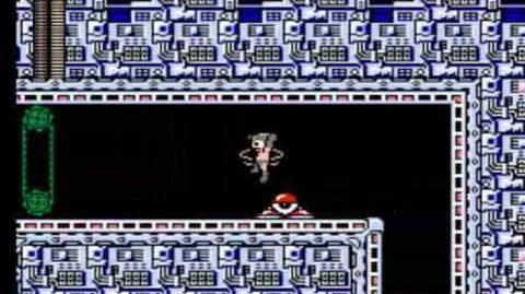 Mega Man 3 - Spark Man's Stage-1