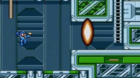 Mega Man The Wily Wars- Top Mans Stage