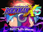 Rockman X5
