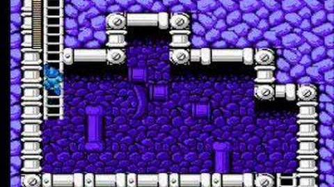 Mega Man 4-SkullMan