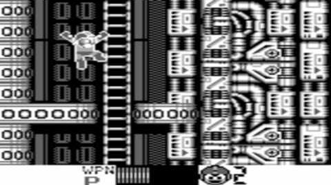 Mega Man 4 (GB) - Toad Man