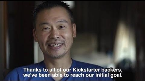 A special message from Keiji Inafune Mighty No. 9 Funded!