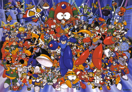 Mega Man (Saga)