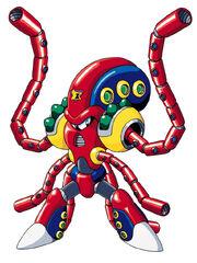 Launch Octopus, General de las Profundidades del Mar