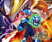 Ryusei no Rockman 2 Art 03