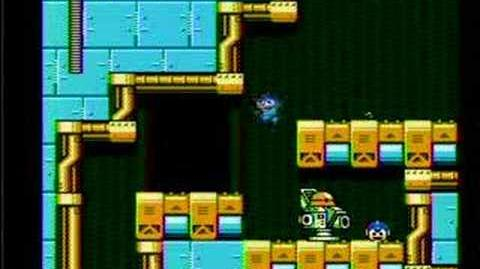 Mega Man 5 - Flawless Napalm Man and Level