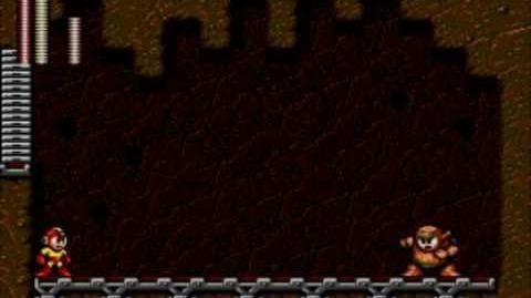 Mega Man The Wily Wars (Mega Man 2) - Wood Man