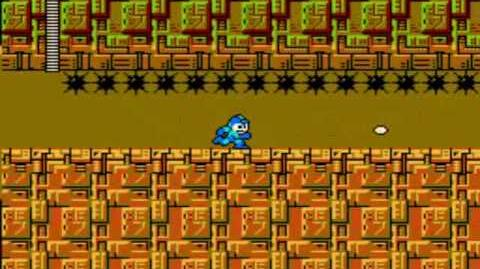 Mega Man 2 - Wily's Fortress Stage 3