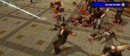 Dead rising laser sword killing zombies (16)