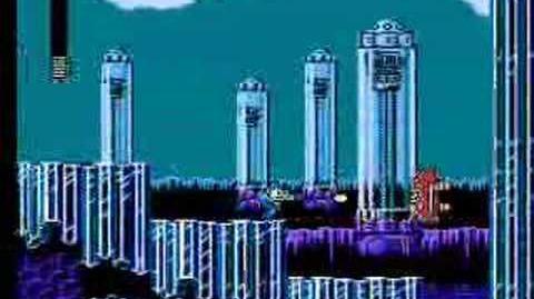 Mega Man 5-CrystalMan