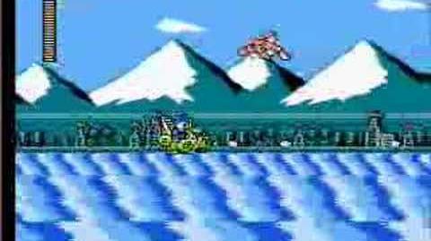 Mega Man 5-WaveMan
