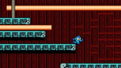 Mega Man 2 - Quick Man's Stage