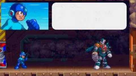 Megaman 8 Duo Stage