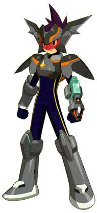 Megaman noise-corvus