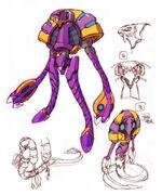 Ourobockle conceptart