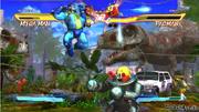 Street Fighter X Tekken Thunder Beam