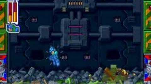 Megaman 8 Grenademan