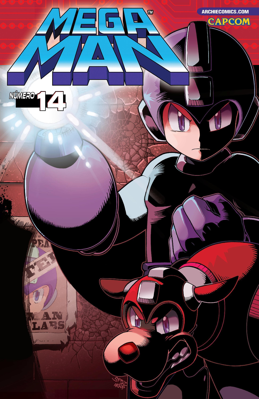 Mega man no 014 mega man hq fandom powered by wikia - Megaman wikia ...