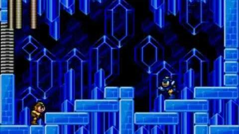 Mega Man The Wily Wars (Mega Man 2) - Flash Man