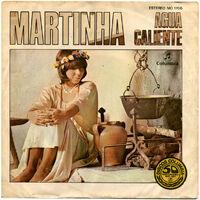 Agua caliente 1977 Martinha