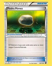 Piedra Pómez (Glaciación Plasma TCG)