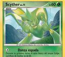 Scyther (Frente Tormentoso TCG)
