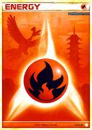 Energía fuego (HeartGold & SoulSilver TCG)
