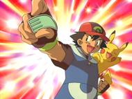 EP361 ¡Ash ha ganado la medalla Pluma!