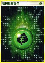 Energía planta (EX Emerald TCG)