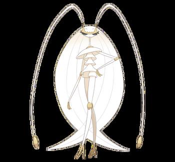 Ilustración de Pheromosa