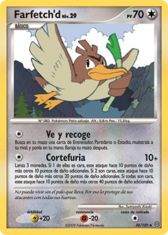 Carta de Farfetch'd