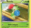 Roselia (Dragones Majestuosos 12 TCG)
