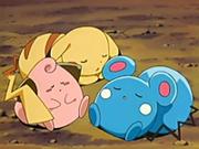 EP411 Pikachu, Cleffa y Azurill durmiendo.png