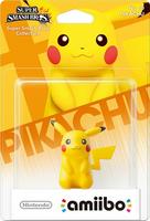 Figura amiibo de Pikachu