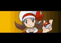 Alma en el opening de pokémon Oro corazón y Plata alma