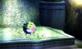 Shaymin forma tierra en la Liga Pokémon de Teselia SSB4 3DS.png