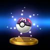 Trofeo de Master Ball SSB4 (Wii U)