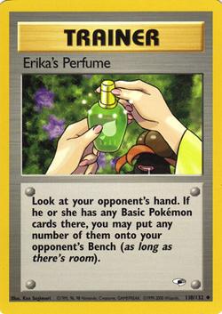 Carta Erika's Perfume