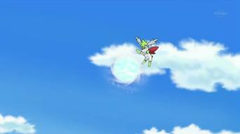Archivo:EP637 Shaymin usando tajo aereo.jpg
