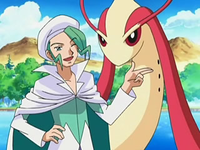Milotic de Wallace/Plubio