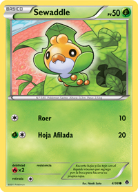Carta de Sewaddle