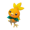 Torchic Pokémon Mundo Megamisterioso