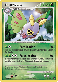 Carta de Dustox