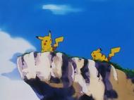 EP069 Puka y Pikachu de Ash