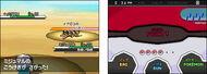 Sistema de Combate Pokémon Negro y Blanco