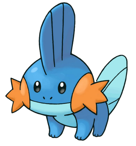 Archivo:Mudkip en Pokémon Mundo Misterioso.png