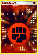 Energía lucha (EX Power Keepers TCG)